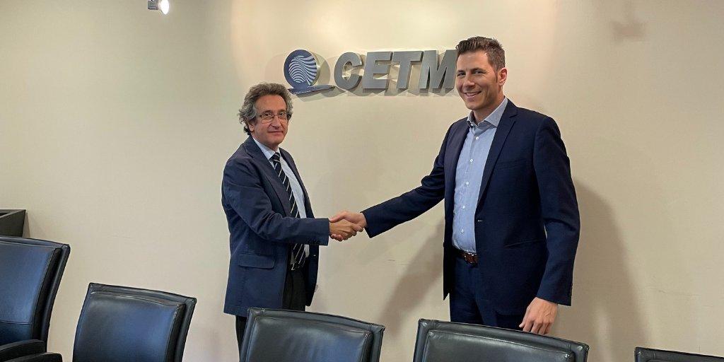 ICIRED firma un acuerdo con CETM para reducir la morosidad en el sector del transporte