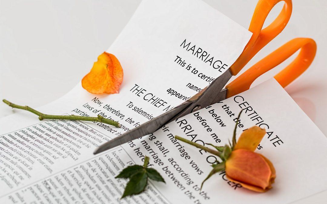 El papel de los abogados de divorcio