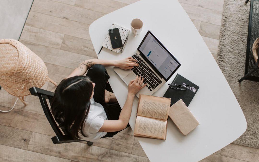 Seis libros para aprender sobre negocios online