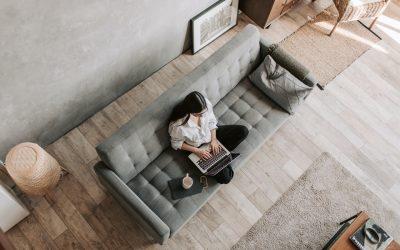 Cómo teletrabajar: 6 consejos para trabajar de forma eficaz desde casa.